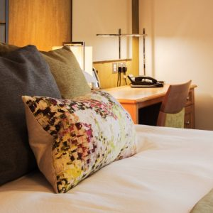 Trout Hotel overnight stay for two