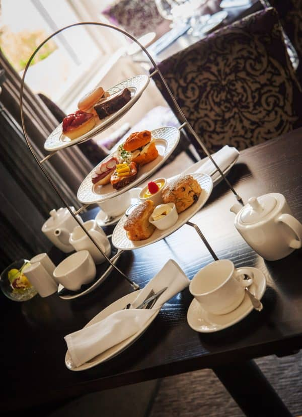 Luxury Afternoon Tea in The Lake District