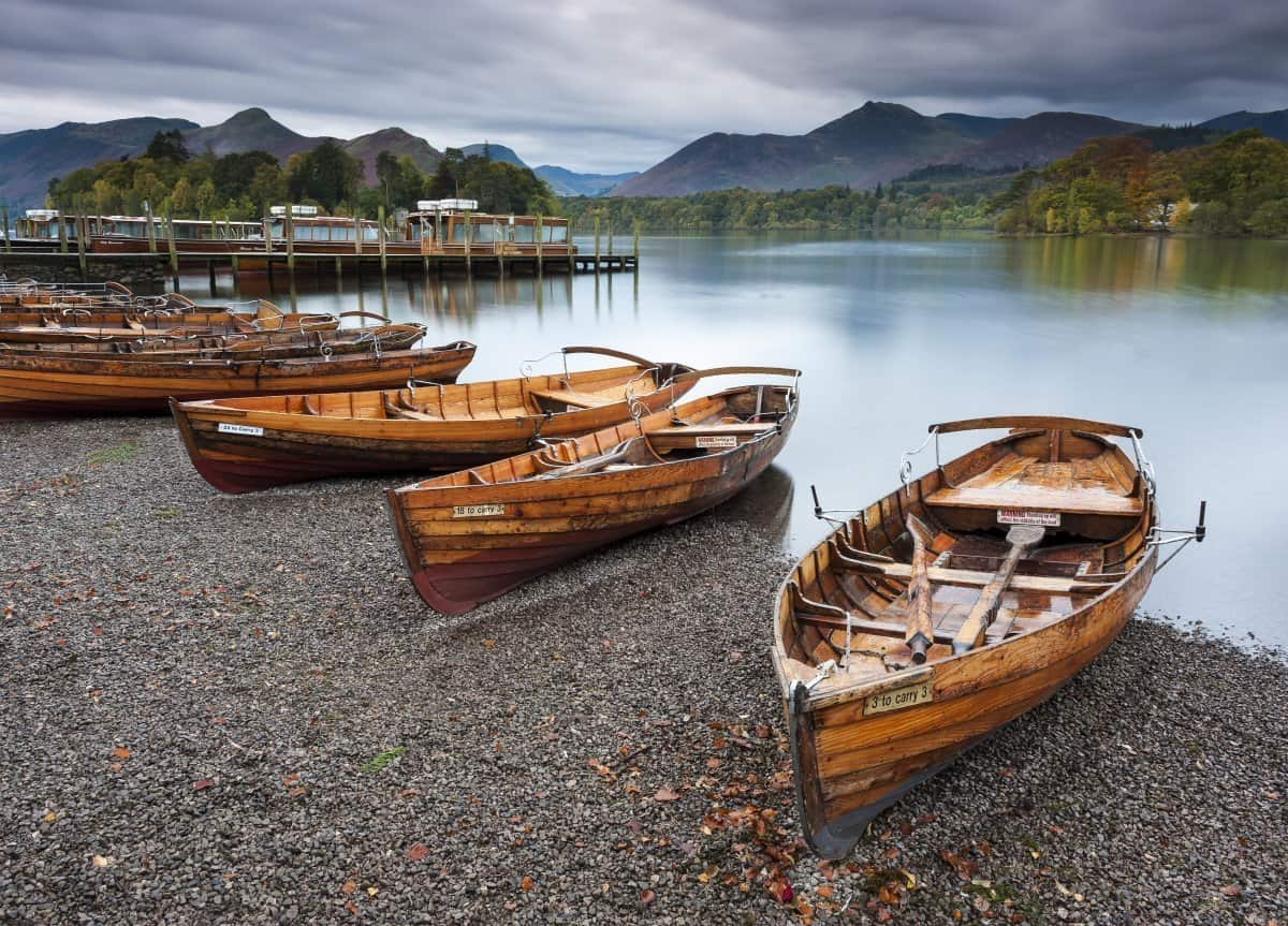 May in the Lake District