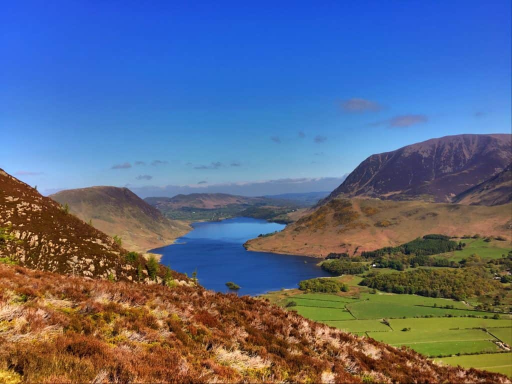 June in the Lake District