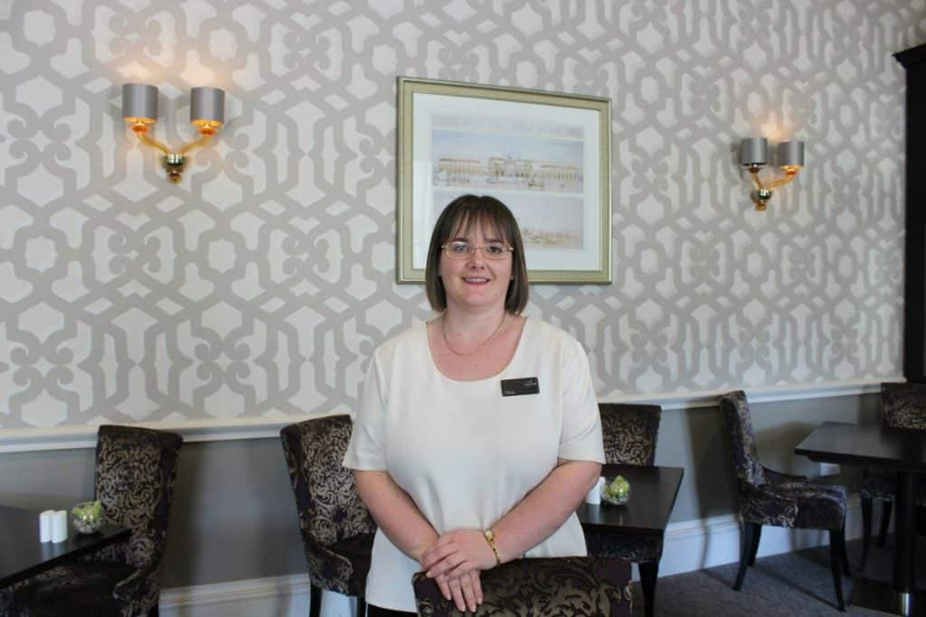 Receptionist - The Trout Hotel