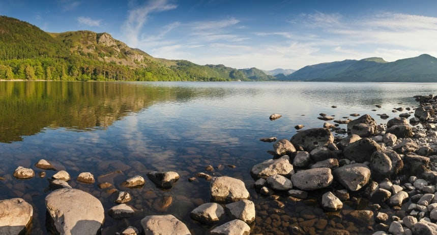 the Lake District became a World Heritage site