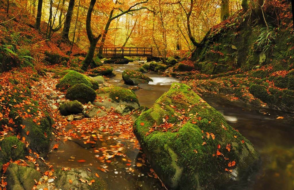 October in the Lake District