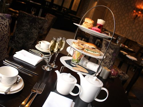 Afternoon tea in Cockermouth