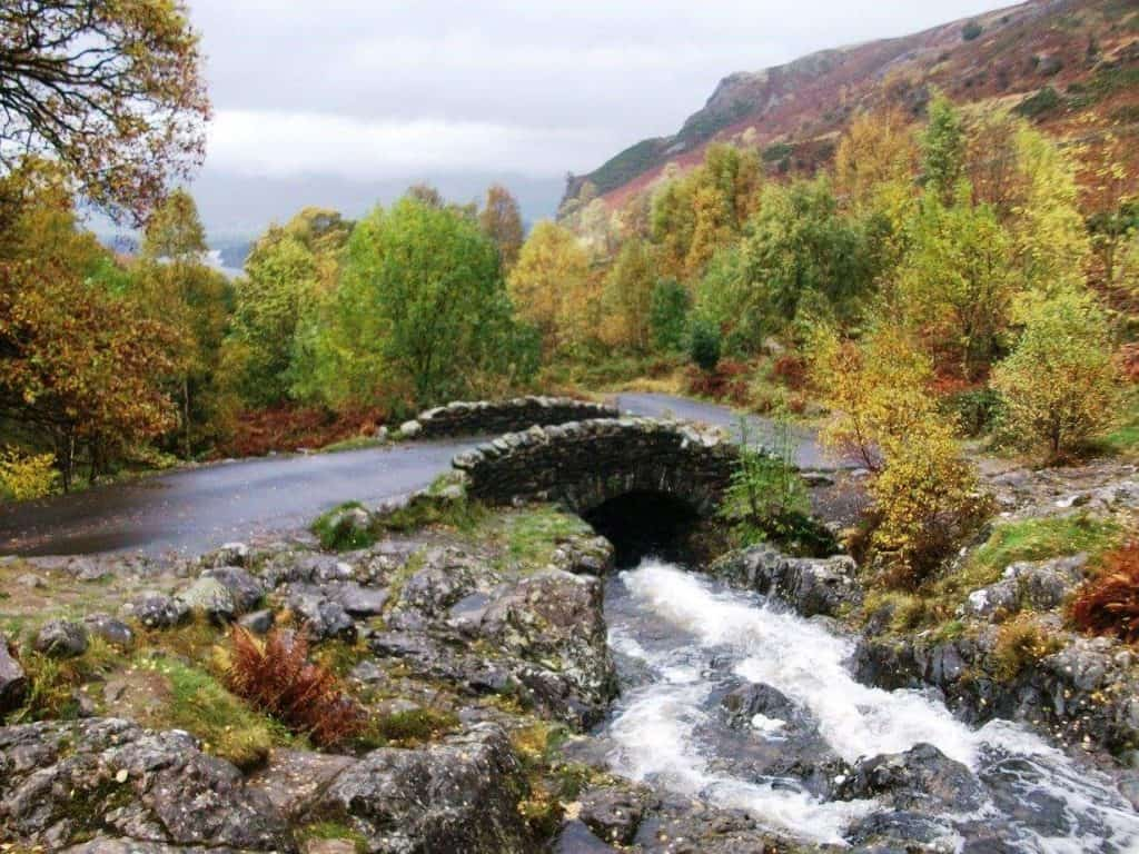 Lake District in Autumn