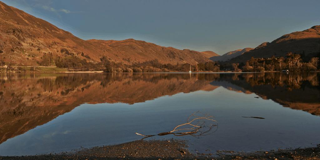 Ullswater in Autumn