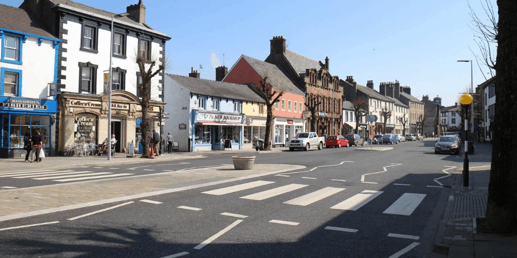 Cockermouth High Street